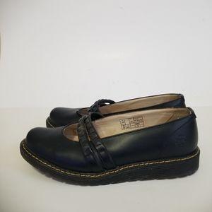 Dr. Martens size 7 jessie Olivia leather shoes